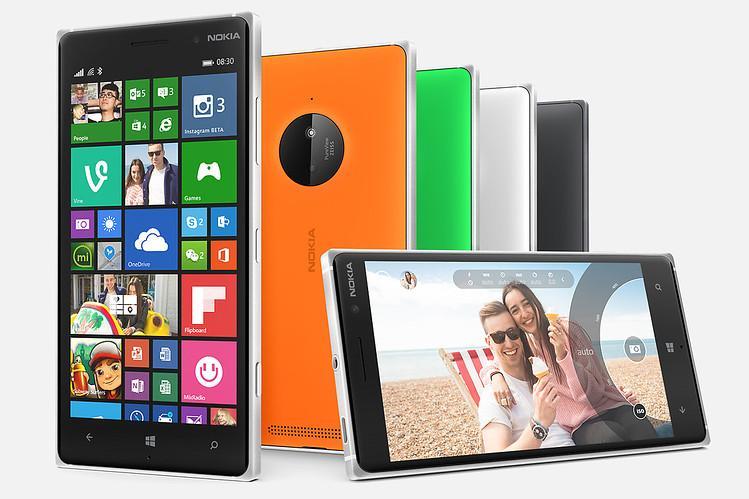 Lumia 830 windows phone 81 Nokia Microsoft
