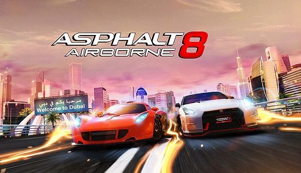 Asphalt 8: Airbone ganha novos carros e nova temporada em Dubai