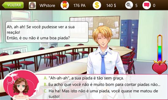 amor doce game windows phone img2