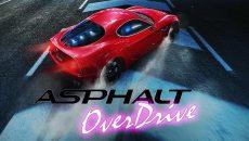 O jogo Asphalt Overdrive é atualizado, passa a ser Xbox Live e mais…