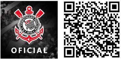 corinthians oficial app windows phone qr code