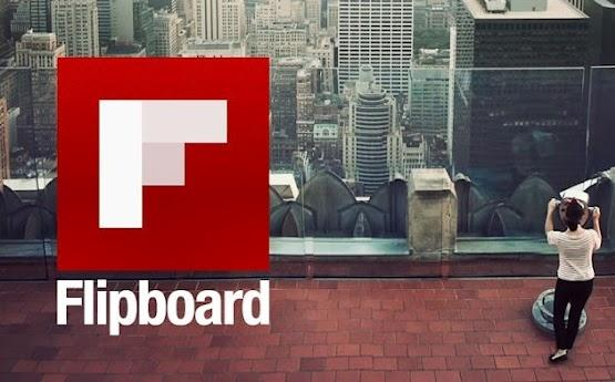 Suposto app oficial do Flipboard está disponível na loja, mas sem a opção de download