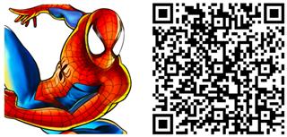 homem aranha sem limites game windows phone qr code