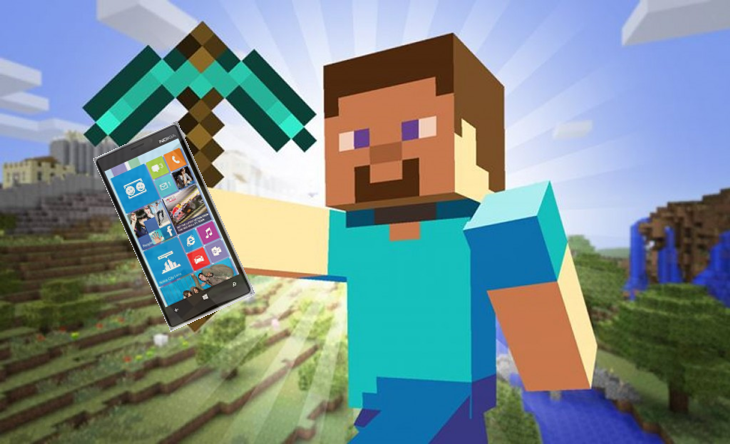 minecraft windows phone store game coming soon