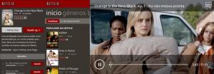 netflix app windows phone