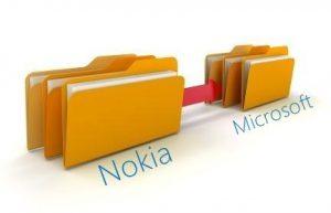 nokia transferindo arquivos microsoft