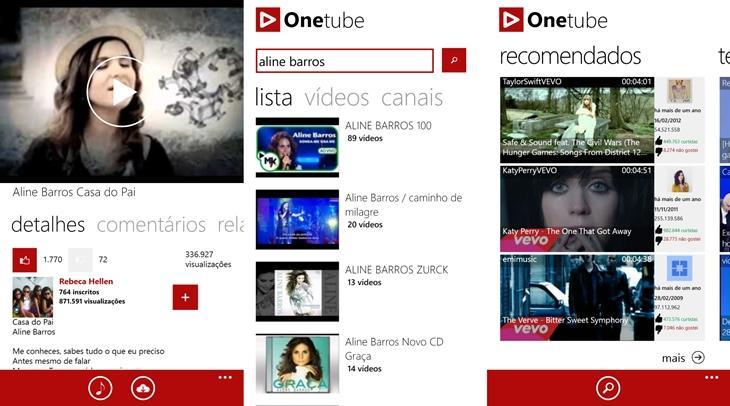 onetube pro youtube windows phone img2