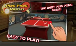 ping pong masters game windows phone img1