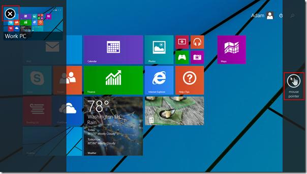 remote desktop app windows phone img1