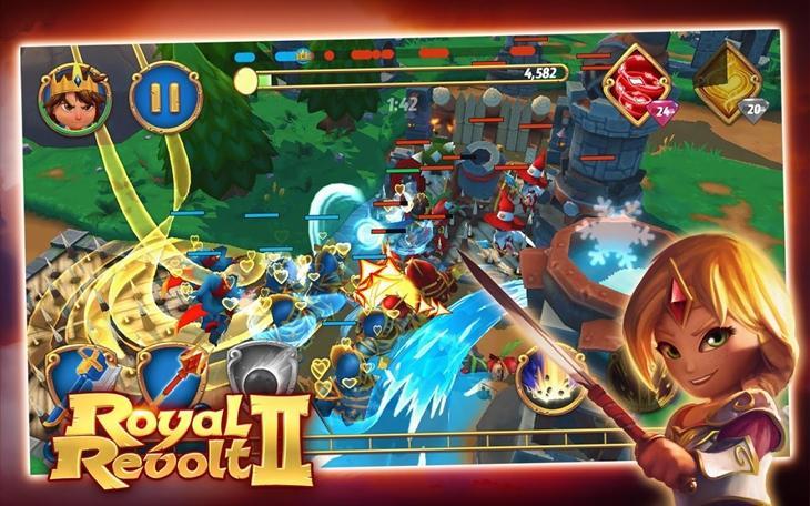 royal revolt 2 game windows phone
