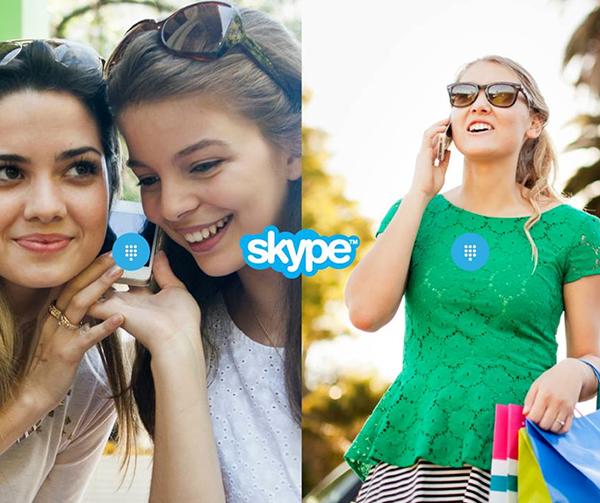 Skype vai ganhar um APP universal em breve