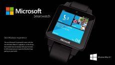 Que tal esse conceito de Relógio Inteligente da Microsoft com Windows?