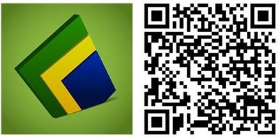 transparencia app qr code