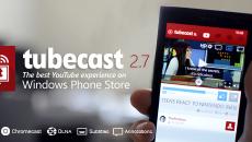 Cliente Youtube TubeCast é atualizado e ganha mais novidades e melhorias