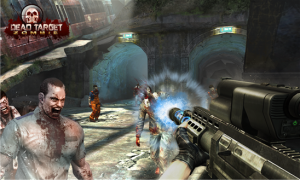 deat target zombie game 4