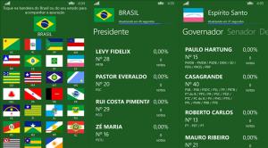 eleicoes 2014 app windows phone
