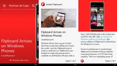 Flipboard para Windows Phone é atualizado