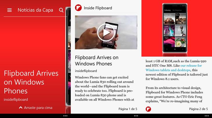flipboard app oficial windows phone img11
