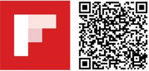 flipboard app oficial windows phone qr code oficial