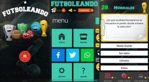 futboleando jogo windows phone