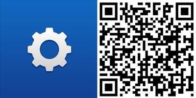 glance screen windows phone qr code