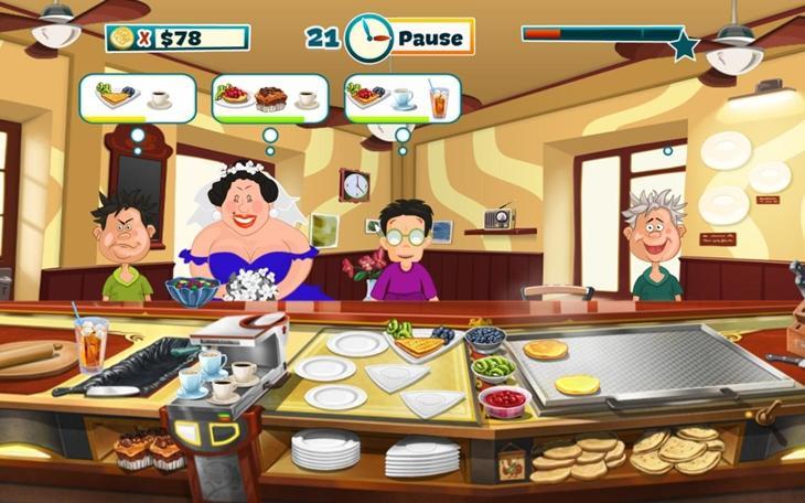 happy chef 2 windows phone img1