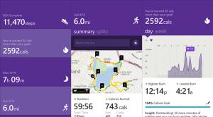 health app windows phone microsoft band