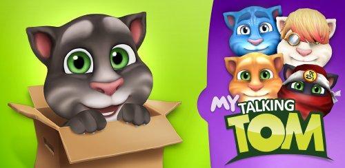 O jogo My Talking Tom ganha atualização e várias novidades