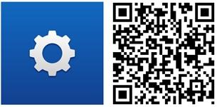 rede mais windows phone app qr code