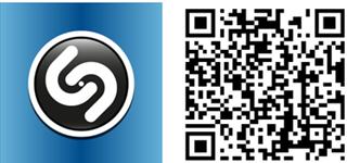 shazam app windows phone qr code free