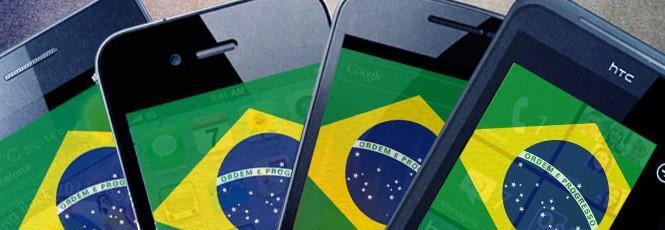 smartphones brasil