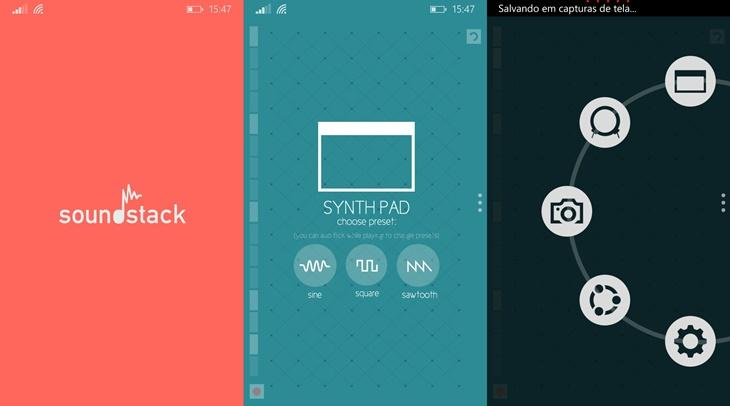 sound stack app windows phone 11