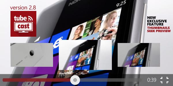 tubecast app youtube windows phone header3