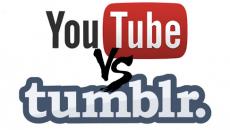Tumblr da Yahoo! pode se tornar o maior concorrente que o Youtube já conheceu