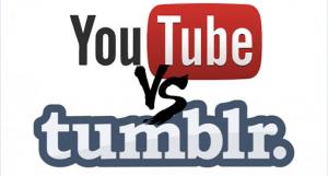 tumblr yahoo vs youtube google