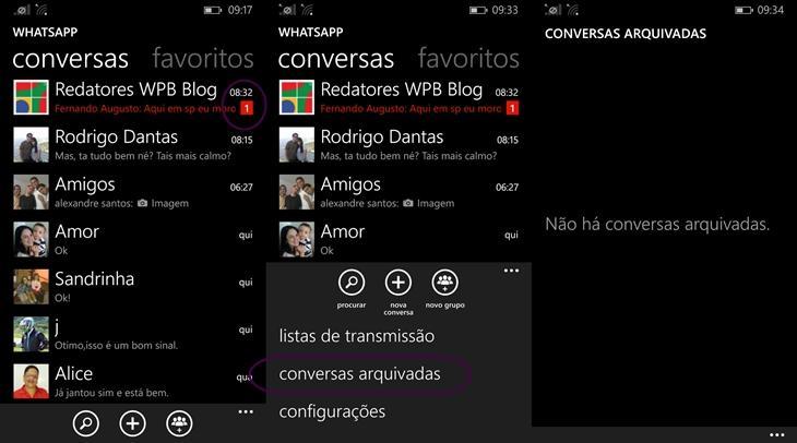 whatsapp beta atualizado windows phone 2