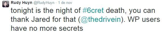 6cret cliente secret windows phone rudy huyn fim