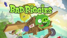 O jogo Bad Piggies da Rovio está disponível de graça na Windows Phone Store