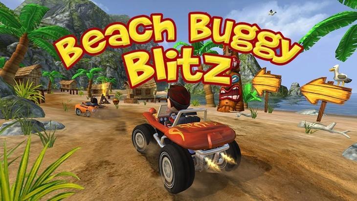 beach buggy blitz windows phone jogo 1
