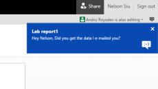 Microsoft Word e Power Point ganharão recurso de chat nativo como no Outlook.com