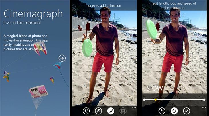Lumia Cinemagraph Beta ganha atualização e novidades