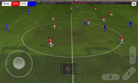 dream league soccer windows phone 1