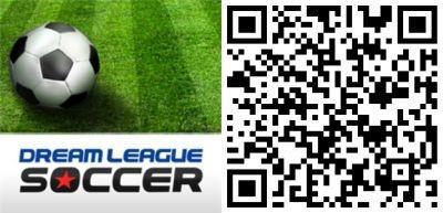 dream league soccer windows phone qr code