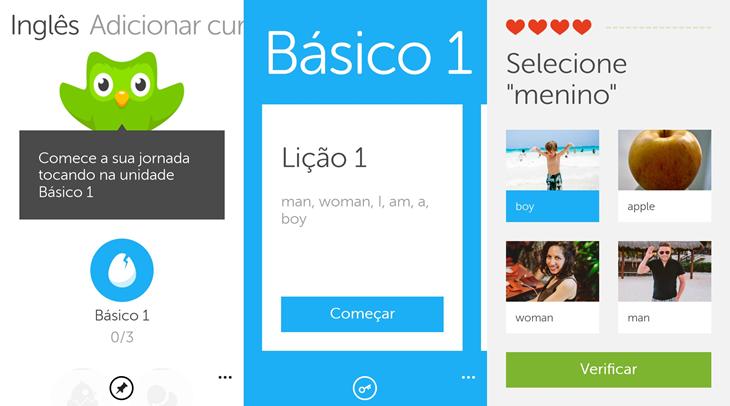 duolingo app windows phone 2