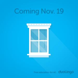 duolingo app windows phone coming