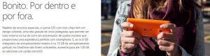 lumia 535 brasil microsoft