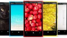 A Microsoft finalmente liberou a venda Lumias coloridos nas lojas do varejo
