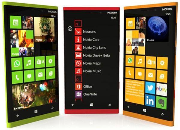 lumia concept windows phone