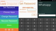 Impeça que alguém abra seus aplicativos sem sua autorização com o One Locker