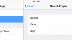 Bing pode se tornar o buscador padrão do Safari da Apple em 2015